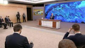 Путин повторно отказался расследовать дело об отравлении Навального без помощи Запада