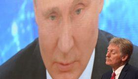 «Не бьется в истерике». Кремль рассказал о реакции Путина на дело Навального