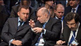 Дерипаска и Ходорковский поспорили из-за новых санкций