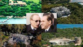 Курьез недели: сравнение «дворца Путина» с виллой Берлускони