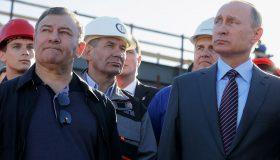 """Хозяин нашелся: Аркадий Ротенберг объявил себя бенефициаром """"дворца Путина"""""""