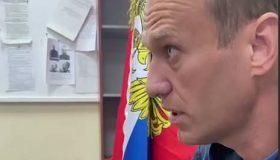 Судью по делу Навального заменили прямо перед заседанием