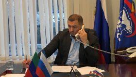 ФСБ задержала единоросса из парламента Дагестана по делу об убийстве 11-летней давности — источники