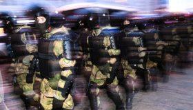 «Избежать худших последствий»: Песков оправдал силовой разгон митингов