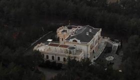 Чужие виноградники и забор за 50 млн: на что ушли миллиарды при строительстве «дачи патриарха»