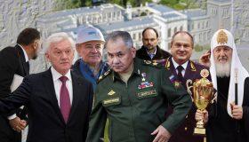 Крым для друга Путина и дворец для сына Колокольцева: громкие расследования февраля