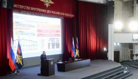 «Серьезное внимание» защите бюджета: Колокольцев отчитался перед Путиным о борьбе с коррупцией