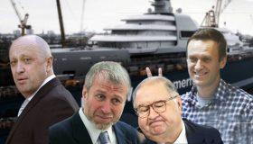 Итоги дня: Путин ищет замену Бортникову, над Усмановым и Абрамовичем нависли санкции, Пригожин увеличил долг Навального