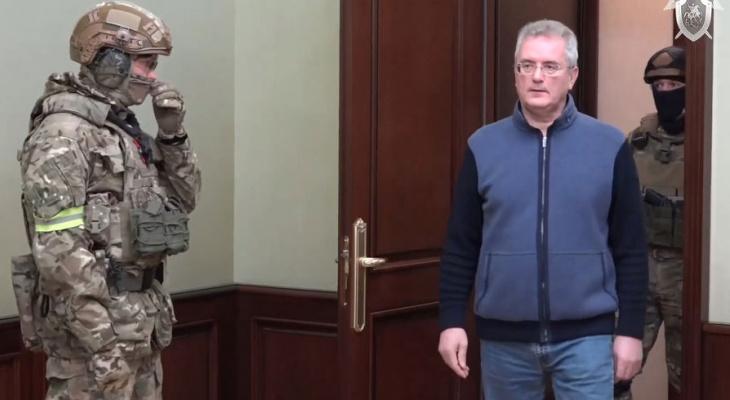 У Ивана Белозерцева не нашли денег Шпигеля: подробности