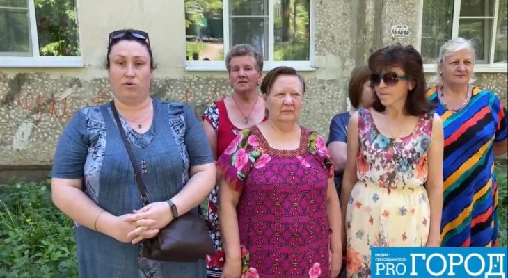 В Пензе для жителей «страшного» дома на Ульяновской введен режим повышенной готовности