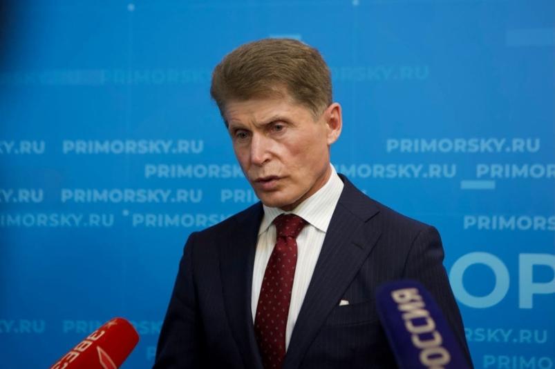 Прогнозируемые потери экономики Приморья в этом году - более 12 млрд рублей