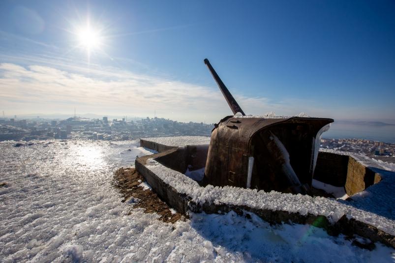 Прогулка в прошлое: экскурсия по фортам и батареям Владивостока