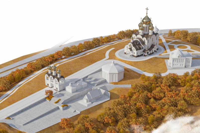 Сергей Степашин одобрил проект духовно-просветительского центра на острове Русский