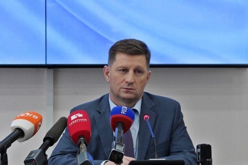 Бывшему губернатору Хабаровского края Сергею Фургалу предъявлено окончательное обвинение