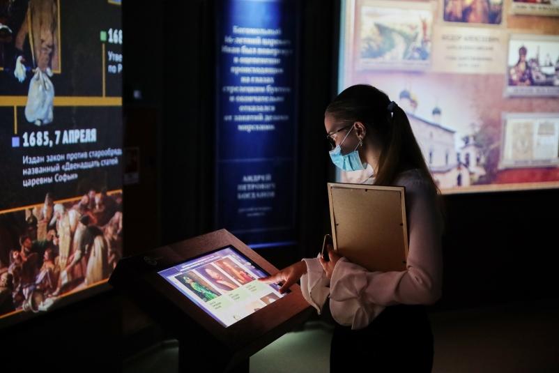 Выставка 'Без срока давности' откроется в Историческом парке 'Россия-Моя история'