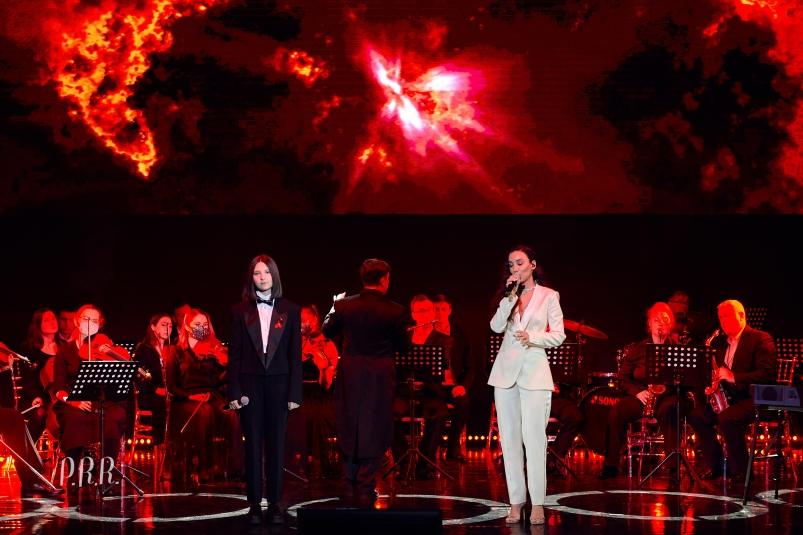 'Звёздный концерт' 2020 прошел 18 декабря 2020 года в Приморской краевой филармонии
