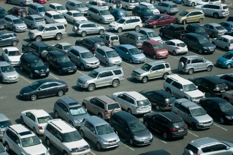 Только платные подземные парковки могут разгрузить Владивосток от машин