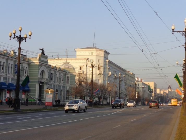 На шаг впереди Владивостока: Хабаровск признали самым комфортным городом в ДФО