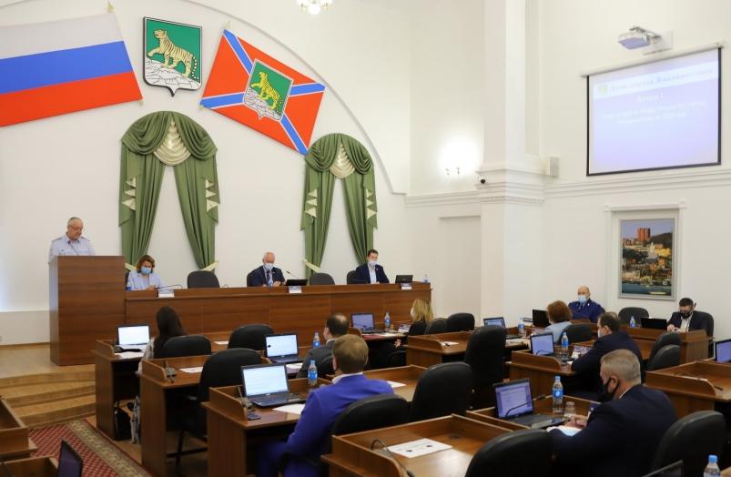 Дума Владивостока приняла корректировки в бюджет – он увеличился на 309 млн
