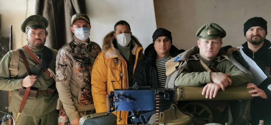 Юные защитники России провели учения в крепости Владивостока