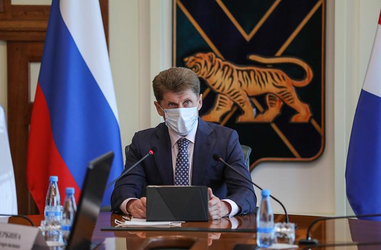 Губернатор Приморья и мэр Владивостока выступили с заявлением