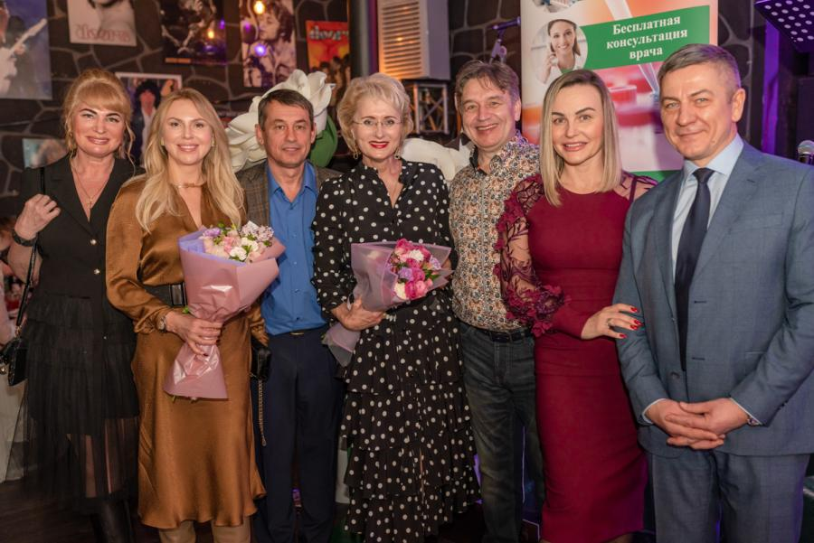 Во Владивостоке прошел бизнес-прием, посвященный празднованию Международного женского дня
