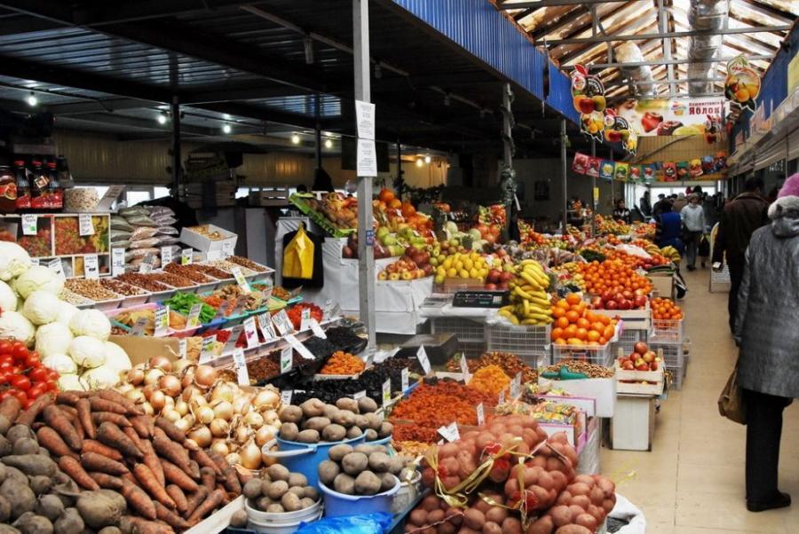 5 популярных рынков Владивостока