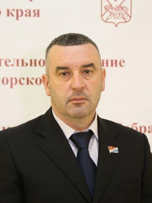 Вячеслав Дрожжин: «С Новым годом, дорогие приморцы!»