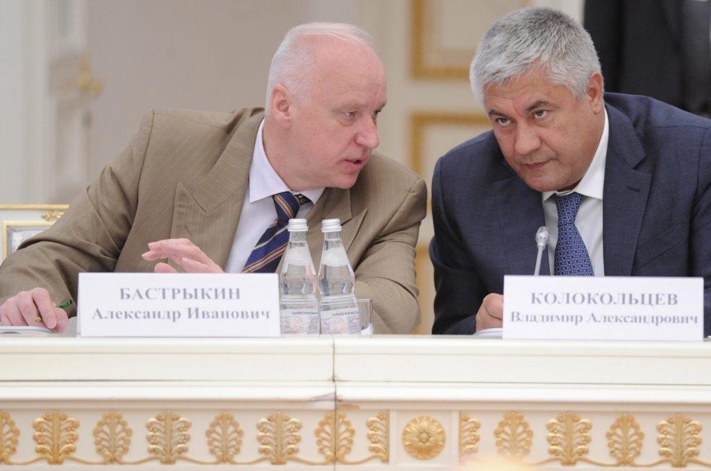«Отсутствуют доказательства, подтверждающие вину генералов МВД РФ»