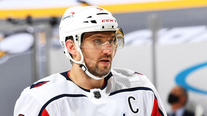 Овечкин – вторая звезда дня в НХЛ
