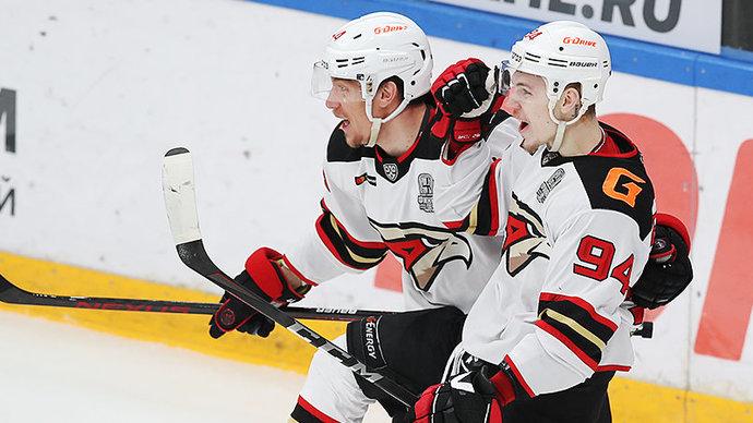 «Авангард» победил ЦСКА в пятом матче финальной серии