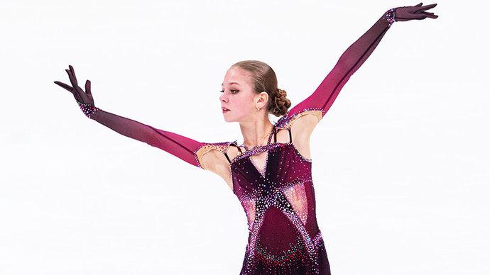 Евгений Плющенко: «Трусова хочет прыгать больше четверных, я ее останавливаю. Ей не надо делать столько прыжков»