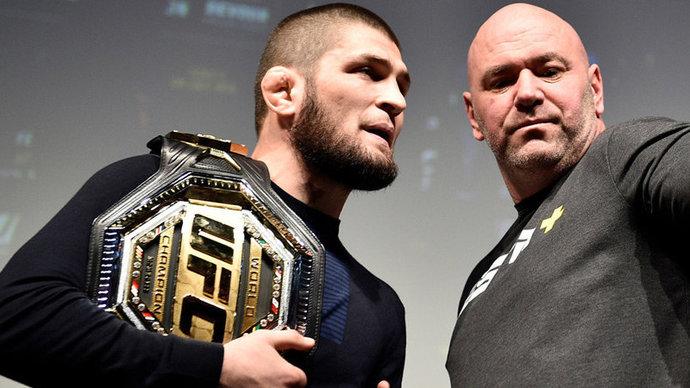 Менеджер Нурмагомедова: «Главе UFC нужно предложить Хабибу что-нибудь поинтереснее, чем реванш с Макгрегором»