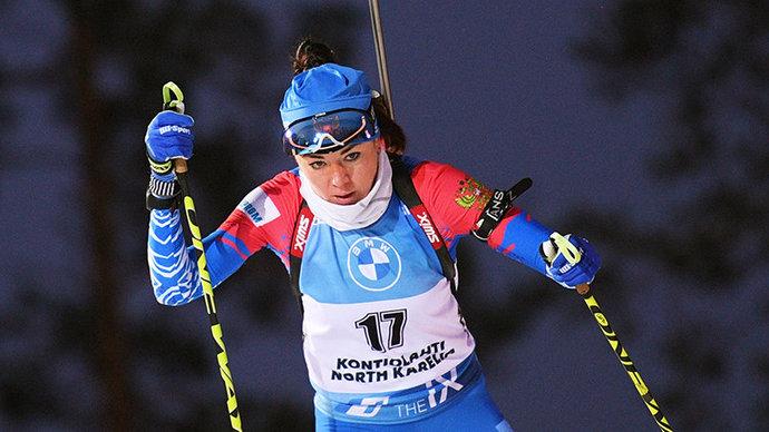 Куклина первой из россиянок стартует в спринте, Миронова — предпоследней