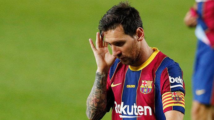 СМИ раскрыло зарплату Месси в «Барселоне»