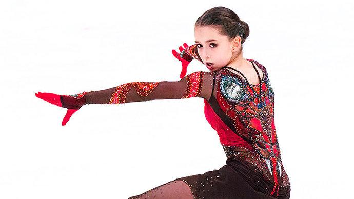 Валиева после короткой программы лидирует на этапе Кубка России с оценками выше мирового рекорда