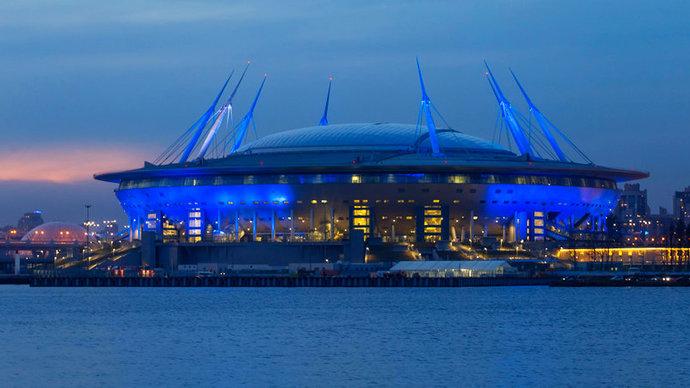 УЕФА подтвердил готовность Санкт-Петербурга принять матчи Евро-2020