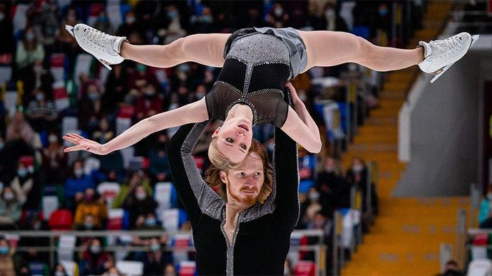 Ирина Роднина: «Ошибка Морозова и Тарасовой в короткой программе дает им самим сомневаться в себе»