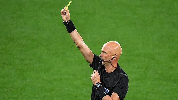 Карасев обслужит матч «Аякса» с «Ромой» в четвертьфинале Лиги Европы