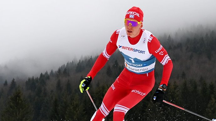Большунов и Непряева выиграли золотые медали чемпионата России в спринте