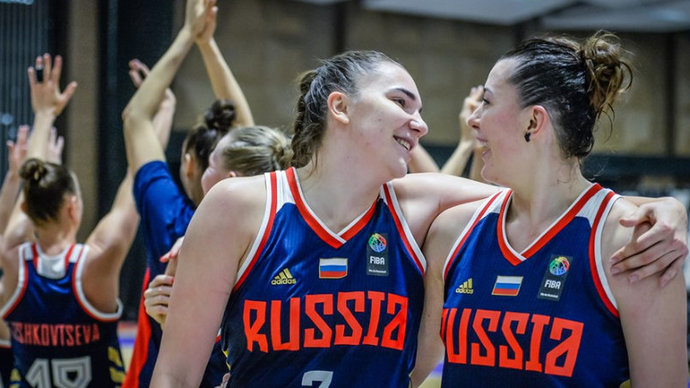 Женская сборная России сыграет на ЧЕ-2021 с Чехией, Хорватией и Францией