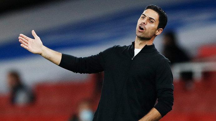 Артета — главный кандидат на отставку в АПЛ. «Арсенал» — на дне…