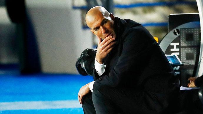 СМИ: Зидан добровольно покинет «Реал» будущим летом