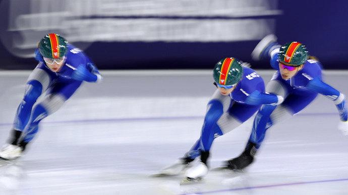 Воронина завоевала серебро на дистанции 5000 метров на чемпионате мира