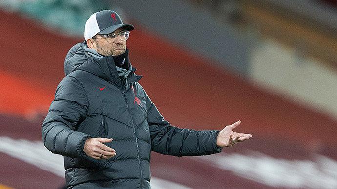 Юрген Клопп — о матче с «МЮ»: «Нет объяснения тому, что мы не забиваем»