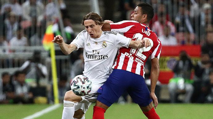 «Реал» против «Атлетико». Победитель забирает всё!