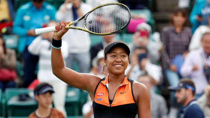 Осака во второй раз в карьере выиграла Australian Open