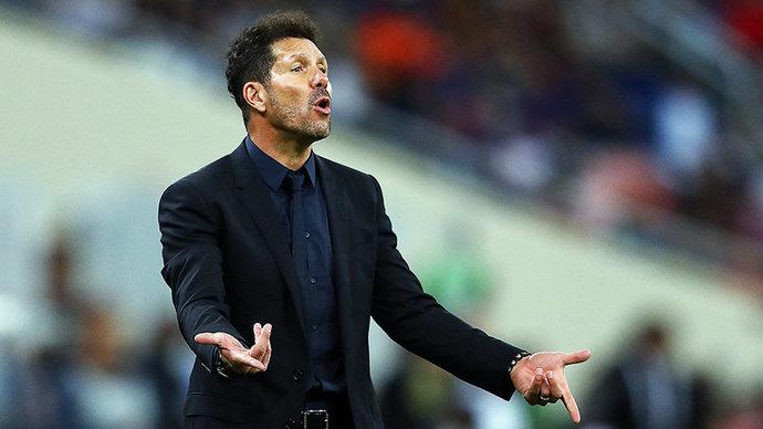«Атлетико» вылетел из Кубка Испании, уступив команде из третьего дивизиона