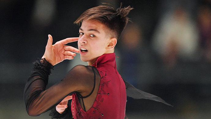 Гуменник победил на пятом этапе Кубка России в Москве