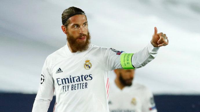 Источник: «Реал» не может договориться о контракте с Рамосом